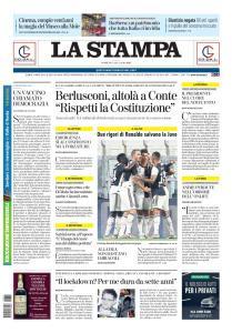 La Stampa Torino Provincia e Canavese - 12 Luglio 2020