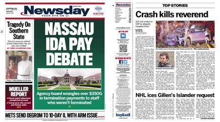 Newsday – April 20, 2019