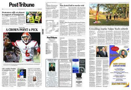 Post-Tribune – October 07, 2017