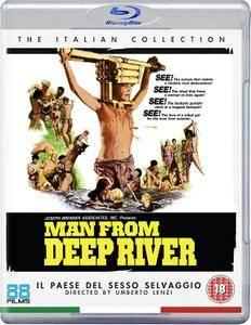 Man from Deep River (1992) Il paese del sesso selvaggio