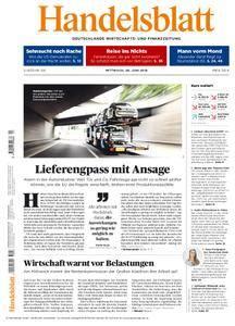 Handelsblatt - 06. Juni 2018