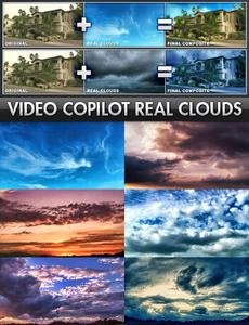 Video Copilot - Real Clouds (Complete Version)