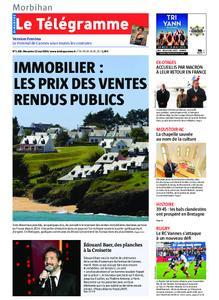 Le Télégramme Auray – 12 mai 2019