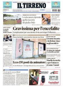 Il Tirreno Livorno - 11 Gennaio 2018