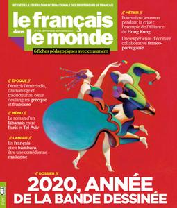 Le français dans le monde - septembre 2020
