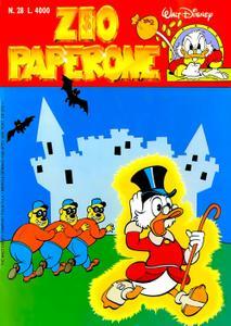 Zio Paperone N.028 (1992-01)