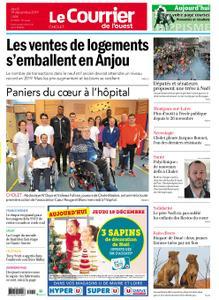 Le Courrier de l'Ouest Cholet – 19 décembre 2019
