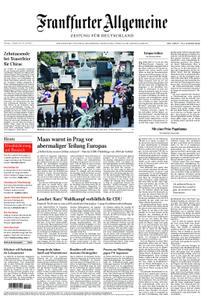 Frankfurter Allgemeine Zeitung F.A.Z. - 01. Oktober 2019