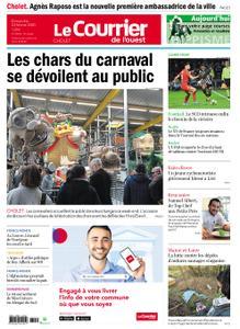 Le Courrier de l'Ouest Cholet – 23 février 2020