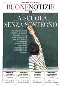 Corriere della Sera Buone Notizie – 15 settembre 2020