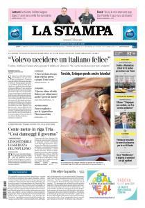 La Stampa Imperia e Sanremo - 2 Aprile 2019