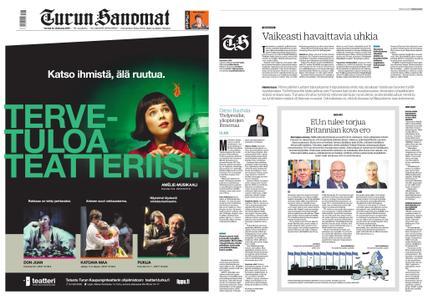 Turun Sanomat – 22.08.2019