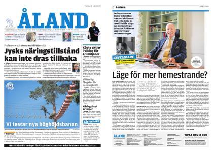 Ålandstidningen – 02 juli 2019