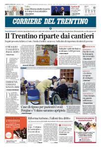 Corriere del Trentino – 10 aprile 2020