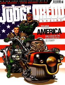 Judge Dredd Megazine 250 2006 Reiu