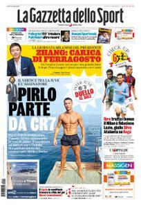 La Gazzetta dello Sport Bergamo – 14 agosto 2020