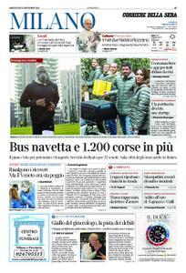 Corriere della Sera Milano – 23 dicembre 2020