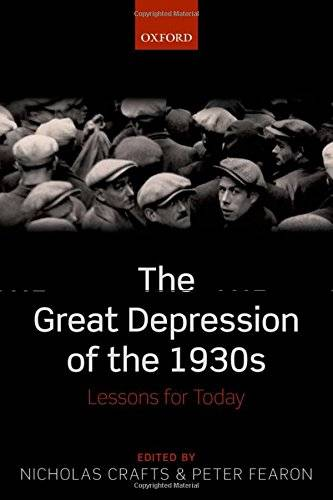 The Great Depression of the 1930s: Lessons for Today(Repost)