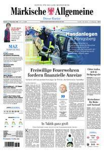 Märkische Allgemeine Dosse Kurier - 03. September 2018