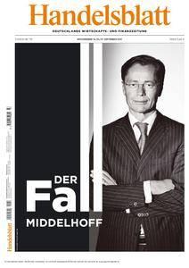 Handelsblatt - 15. September 2017