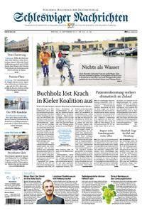 Schleswiger Nachrichten - 15. September 2017