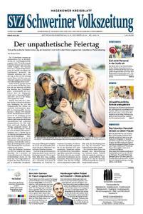 Schweriner Volkszeitung Hagenower Kreisblatt - 02. Oktober 2019