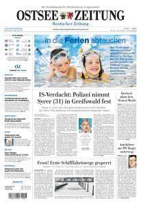 Ostsee-Zeitung - 8 Februar 2017