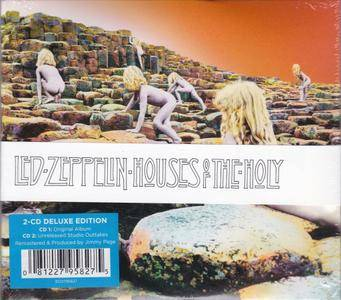 Led Zeppelin - Houses Of The Holy (1973) [2014 2CD Deluxe Edition]