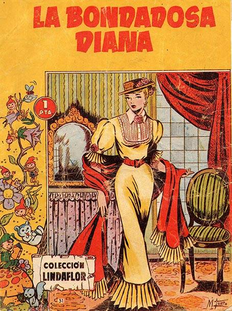 Lindaflor #31 - La bondadosa Diana