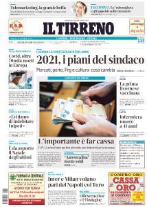 Il Tirreno Livorno - 24 Dicembre 2020