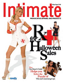 Intimate Magazine March 2009
