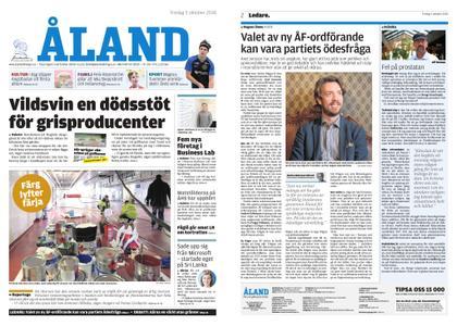 Ålandstidningen – 05 oktober 2018