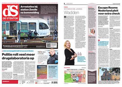 De Stentor - Apeldoorn – 07 januari 2019