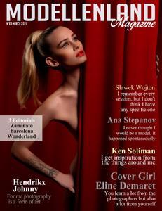 Modellenland Magazine - March 2021
