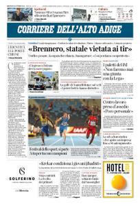 Corriere dell'Alto Adige – 10 ottobre 2018