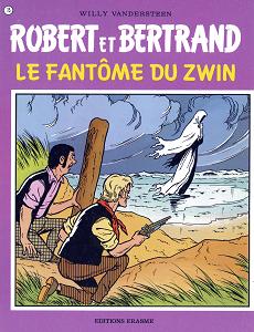 Robert et Bertrand - Tome 15 - Le Fantôme du Zwin