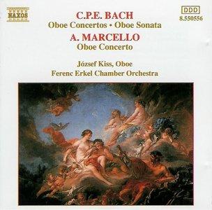C.P.E. Bach · Marcello · Oboe Concertos