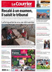 Le Courrier de l'Ouest Nord Anjou – 18 septembre 2020