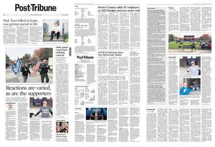 Post-Tribune – October 20, 2020