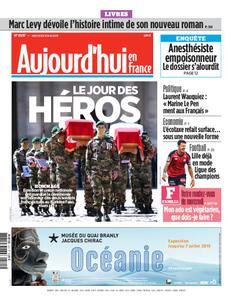 Aujourd'hui en France – 15 mai 2019