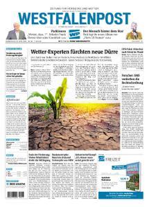 Westfalenpost Wetter - 25. April 2019