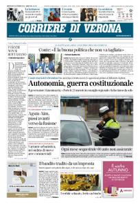 Corriere di Verona – 23 ottobre 2019