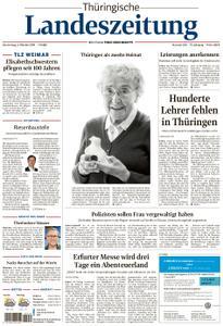 Thüringische Landeszeitung – 03. Oktober 2019