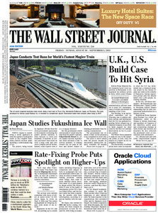 The Wall Street Journal Asia 2013.08.30