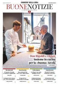 Corriere della Sera Buone Notizie - 5 Dicembre 2017