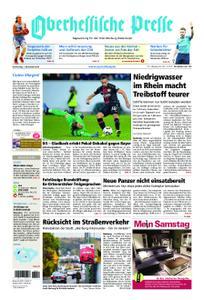 Oberhessische Presse Marburg/Ostkreis - 01. November 2018