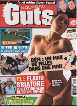 Nouveau numéro de Guts Nr. 4 France