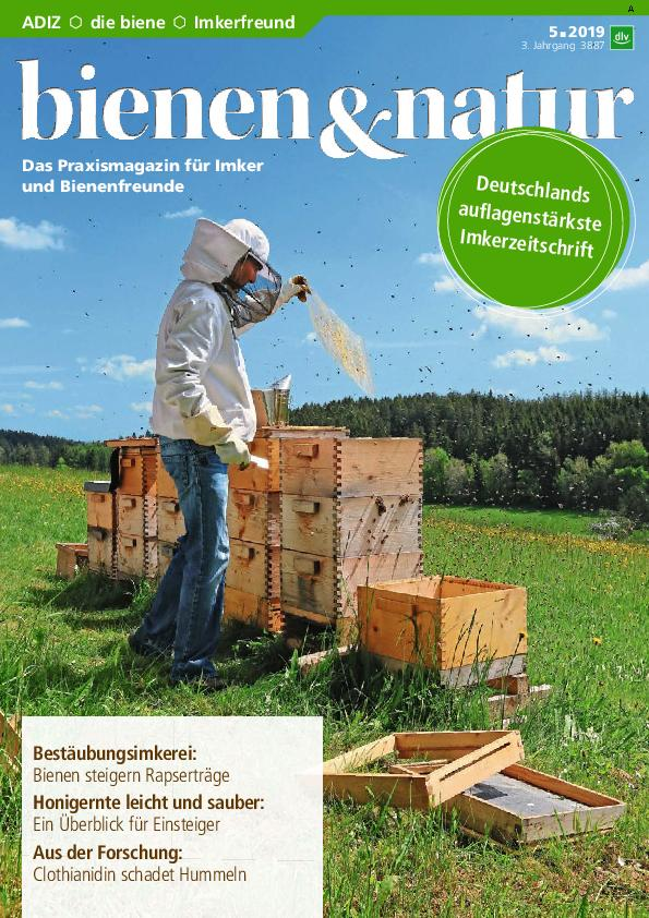 Bienen&Natur - April 2019