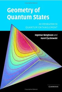Geometry of Quantum States: An Introduction to Quantum Entanglement (repost)