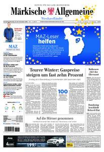 Märkische Allgemeine Westhavelländer - 24. November 2018